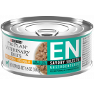 Purina Pro Plan Veterinary Diets EN Gastroenteric Savory Selects in Sauce Feline Formula with Chicken (Canned)