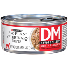 Purina® Pro Plan® Veterinary Diets DM Dietetic Management Savory Selects™ Feline Formula (Canned)