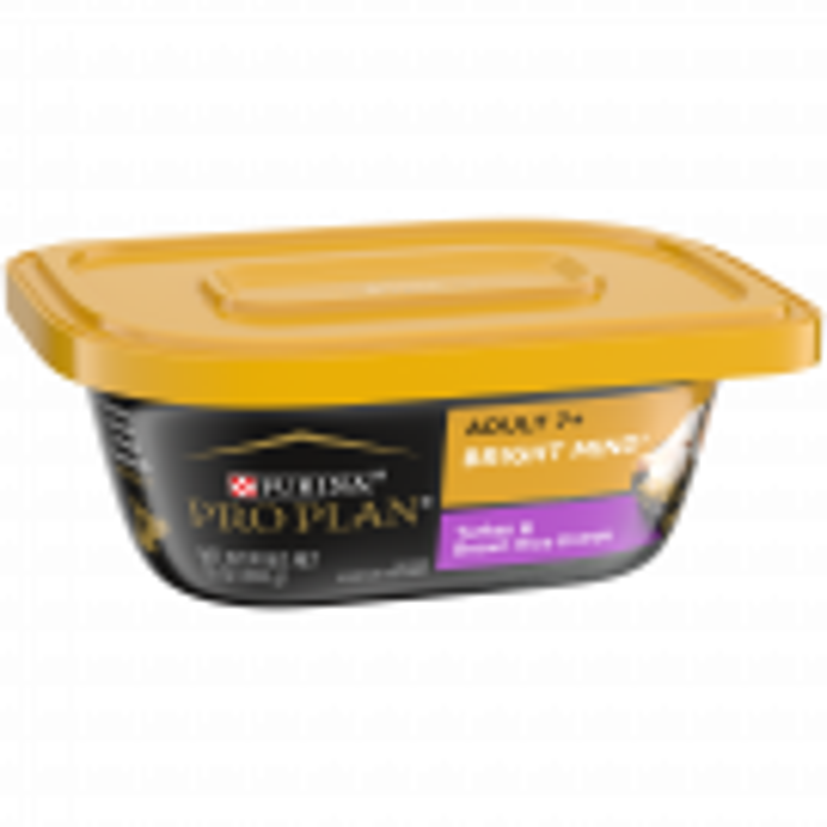 Purina Pro Plan Bright Mind Adult 7+ Turkey & Brown Rice Entrée Dog Food