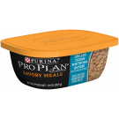 Purina Pro Plan Savory Meals Adult Grilled Ocean Whitefish Entrée with Brown Rice Dog Food