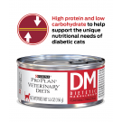 Purina Pro Plan Veterinary Diets DM Dietetic Management Feline Formula (Canned)