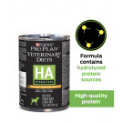 Purina Pro Plan Veterinary Diets HA Hydrolyzed Chicken Flavor Canine Formula (Canned)