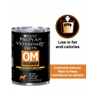 Purina Pro Plan Veterinary Diets OM Overweight Management Canine Formula (Canned)