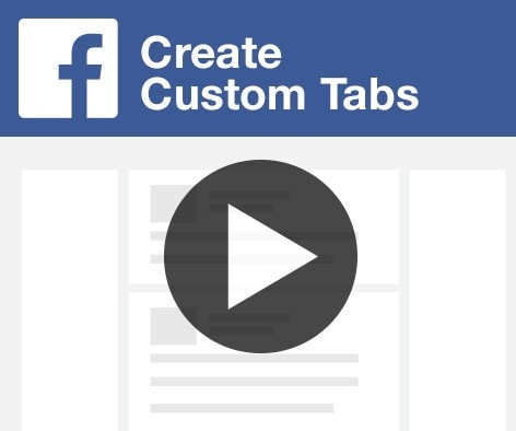 Creating Custom Tabs on Facebook