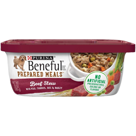Beneful Prepared Meals Beef Stew Dog Food