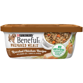 Beneful Prepared Meals Roasted Chicken Dog Food