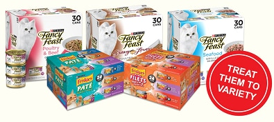 Purina Cat Variety Packs